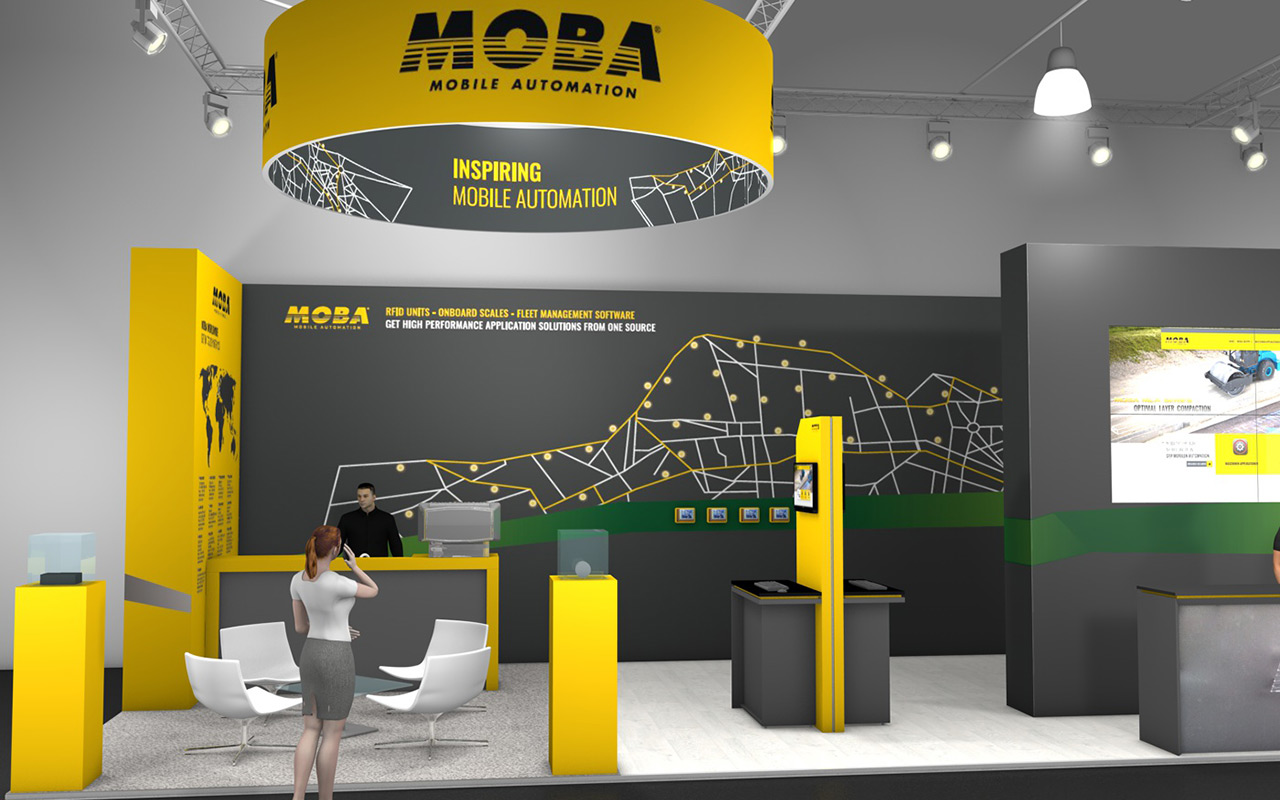 MOBA Booth IFAT 2018