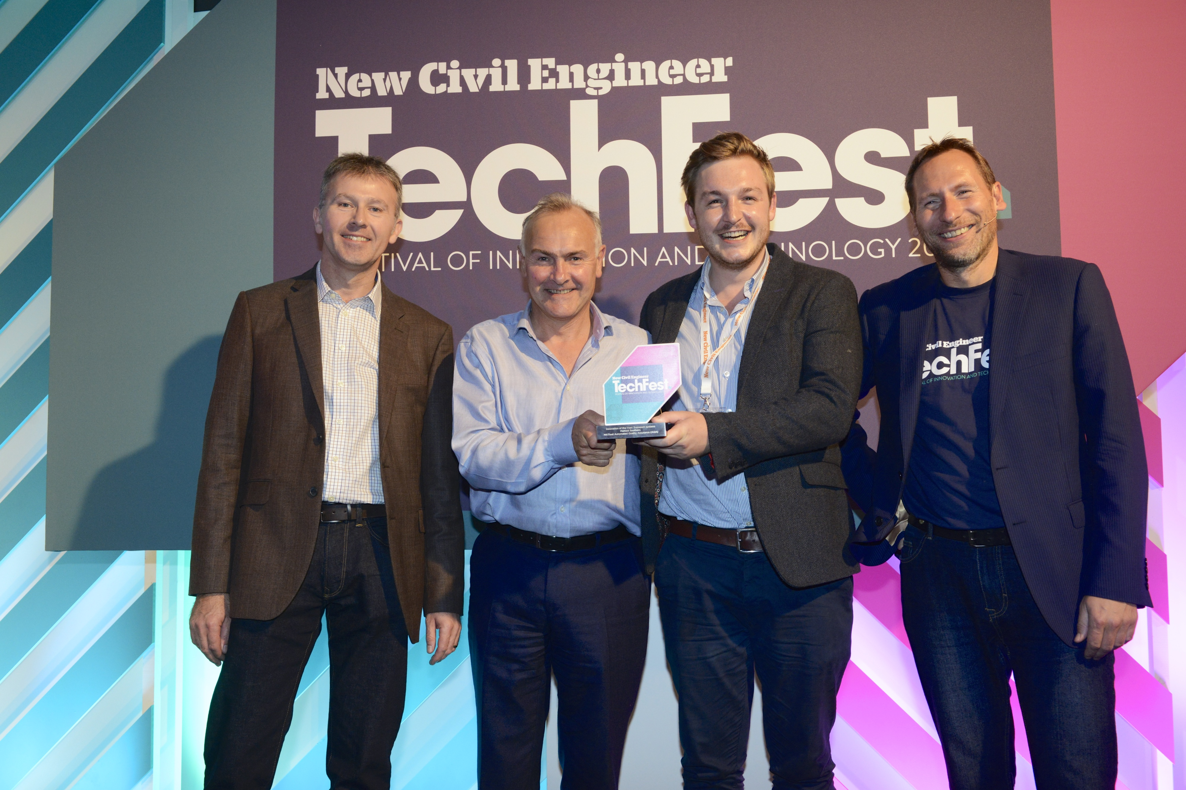 Innovation Award for MATtest Southern Ltd