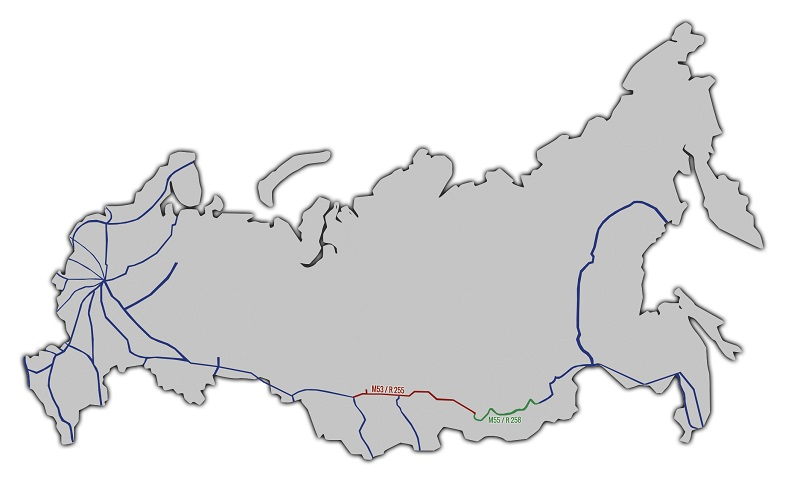 Motorways Russia
